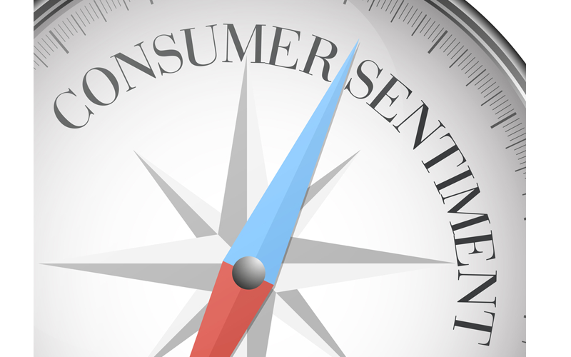 Consumer Sentiment Index Falls to 82.8 as Inflation Concerns Heightens
