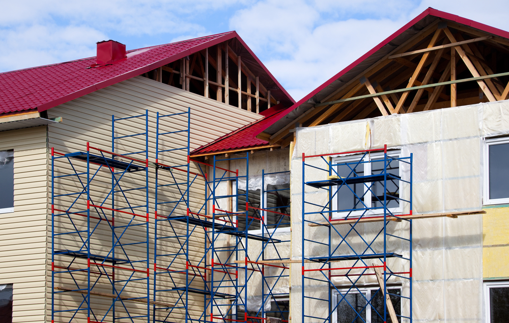 U.S. Homebuilding Posts Modest Growth To Mark Three-Month High In April
