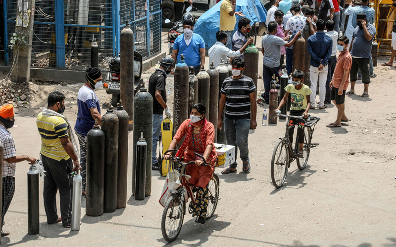 India Readies Stimulus Package To Boost Economic Growth