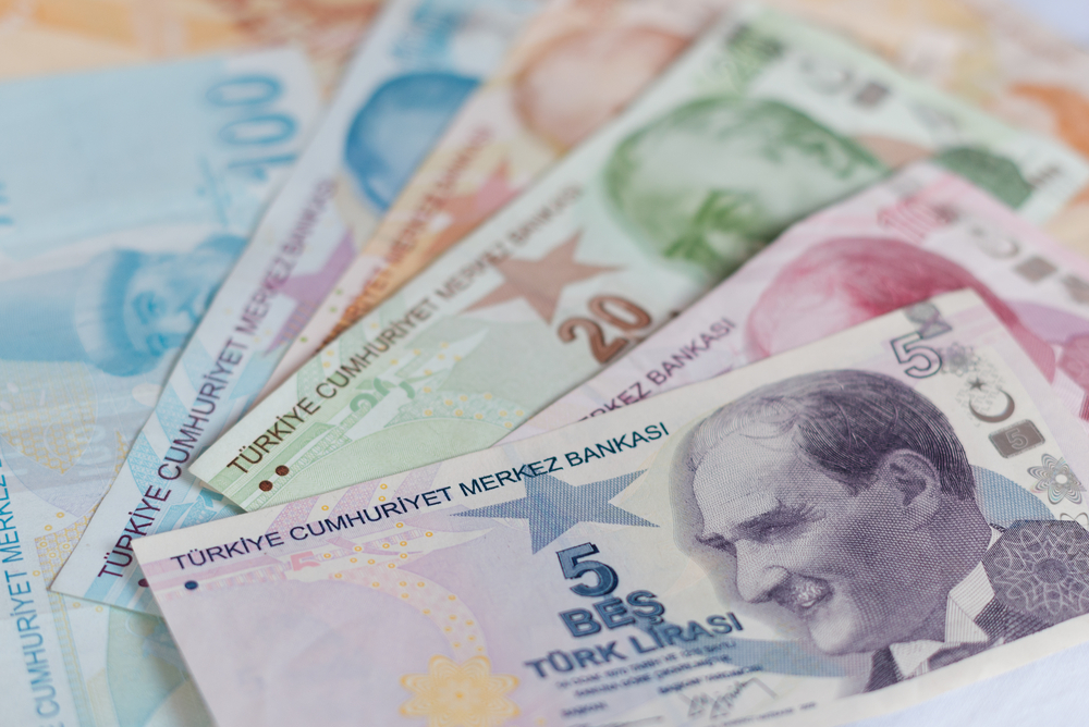 Turkish Lira Plunges To Record Low as Policy Rates Are 'Not Tight Enough' to Curb Inflation