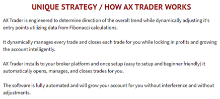 AX Trader Strategy Tests