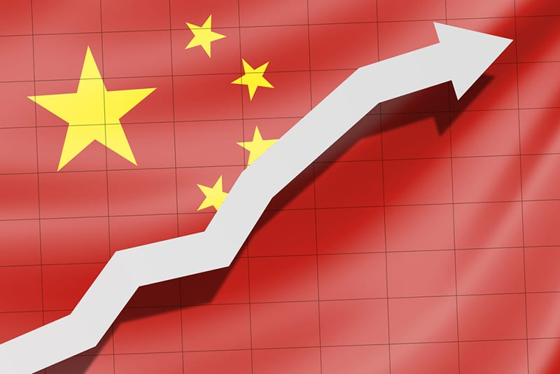 S&P Affirms China's 'A+' Rating. Growth to Continue Overtaking Peers