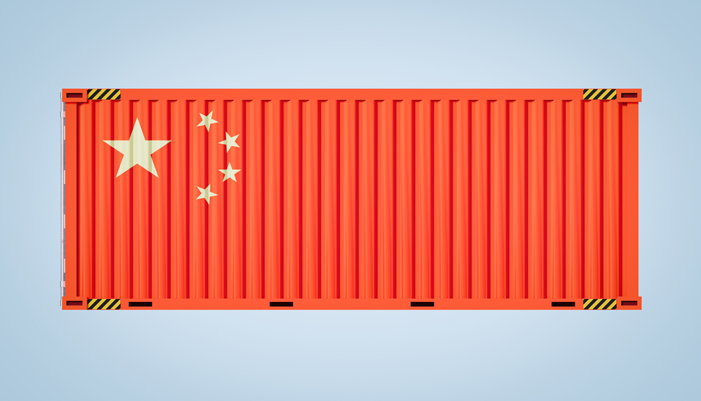 China's Exports Jump 28% on Global Demand Amid Decline from April Record