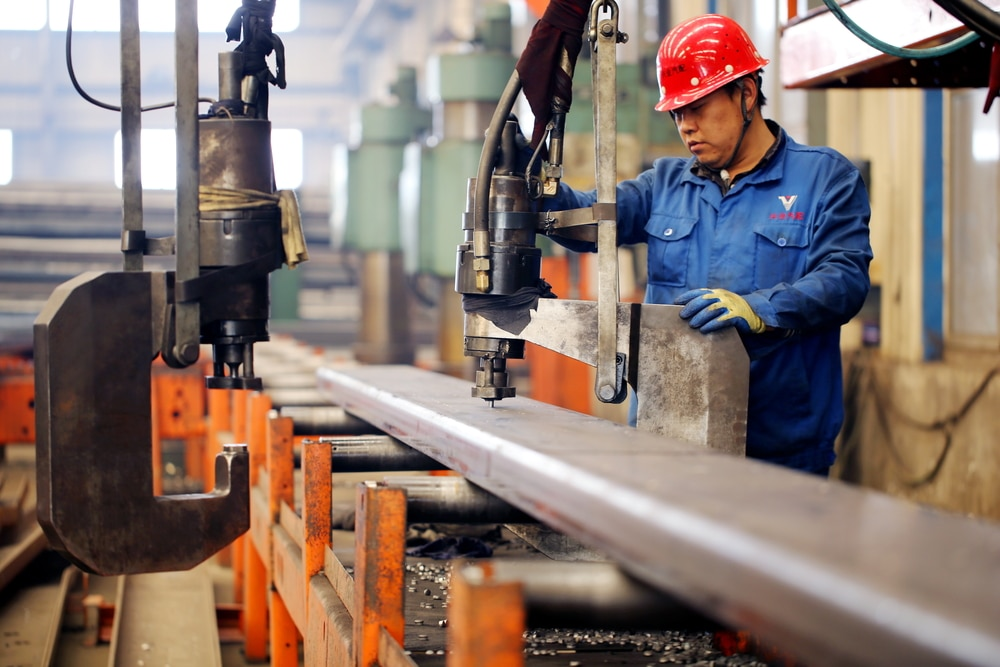 Higher Costs and Supply Issues Drag Chinese Manufacturing to Four-Month Low