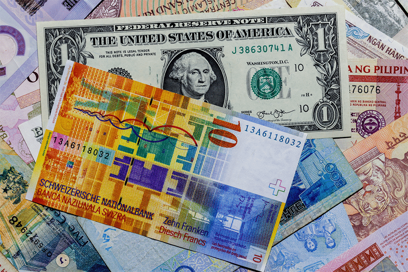 USD/CHF: Dollar Surges Ahead of Jobless Claims Report