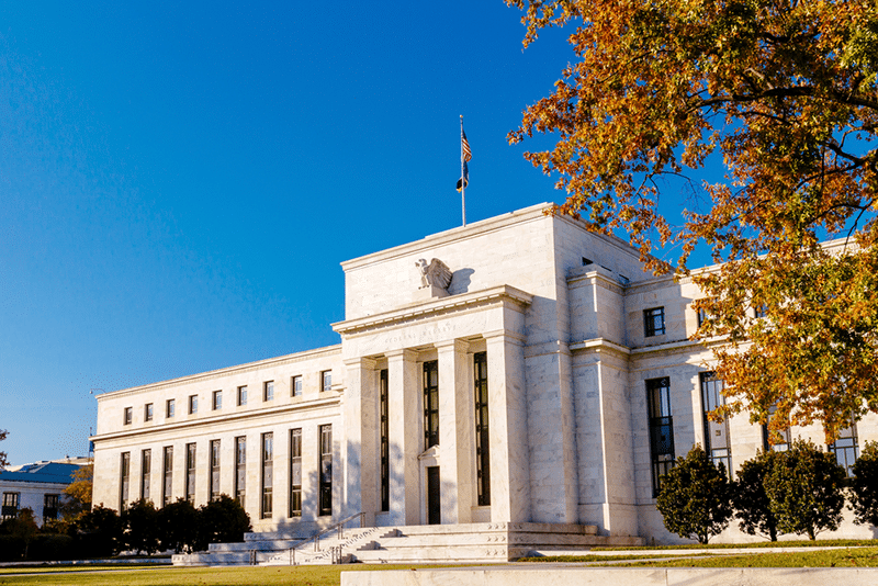 Fed Dot Plot Likely to Remain Dovish. Rate Adjustment to Come 2023 - Survey