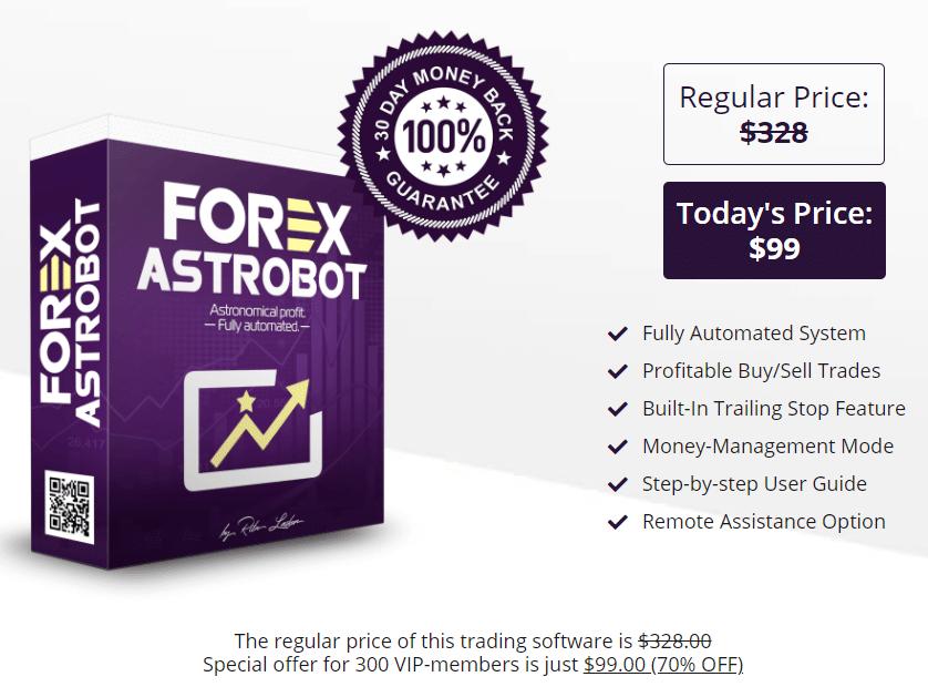 Forex Asrtobot Pricing