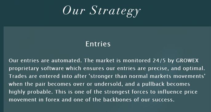 Growex Strategy