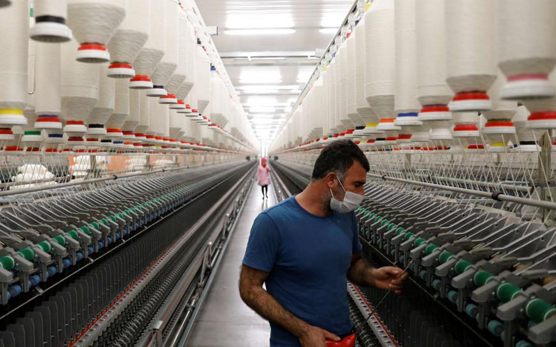 Turkey's Manufacturing Sector Contracts For First Time in a Year