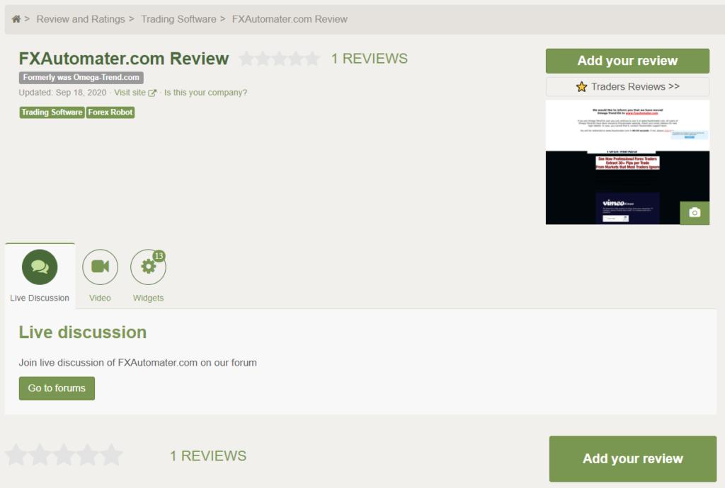 Smart Scalper Pro Customer Reviews