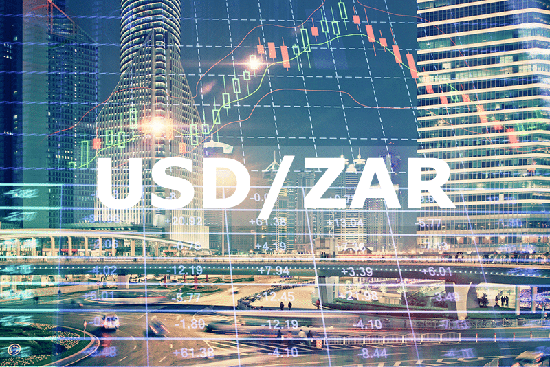 USD/ZAR Pair Loses on South Africa's Inflation Data