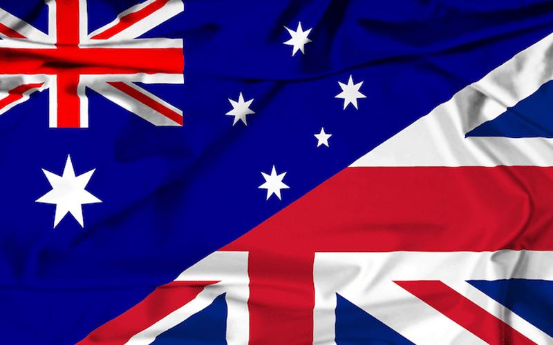 U.K. and Australia Trade Deal Broadly Finalized