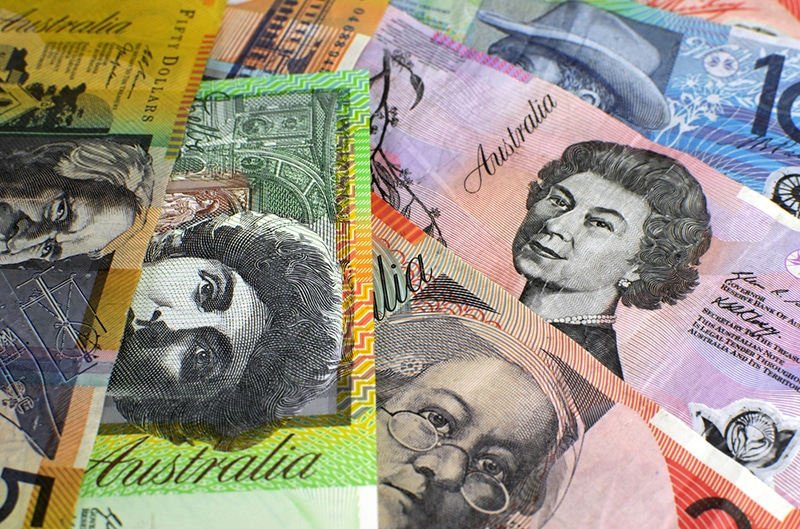 AUD Analysis: Glimpses of Strength, Although Seem Short-Lived