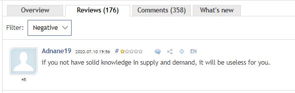 Advanced Supply Demand Customer Reviews