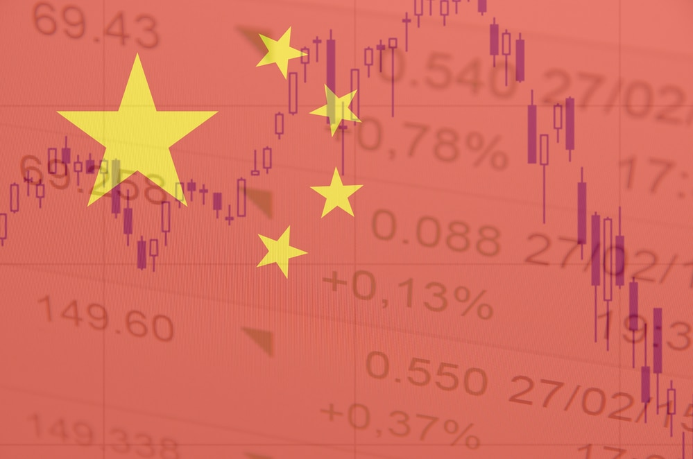 Chinese Stocks Post Biggest Slump in Four Months on Growth Concerns