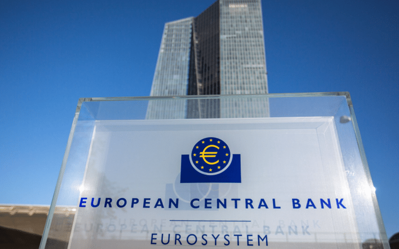 ECB Commits 1.85 Trillion Euro Bond Purchases. Keeps Rate Unchanged