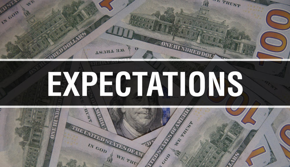 U.S. Inflation, Income, and Household Spending Expectations to Continue Rising