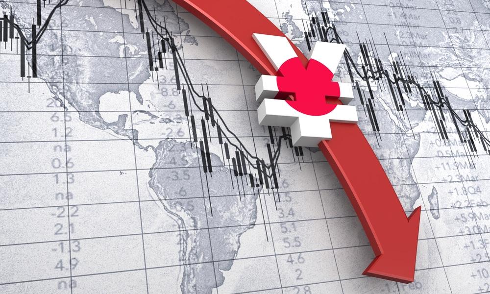 Japan's Future Economic Activity Leading Index Declines