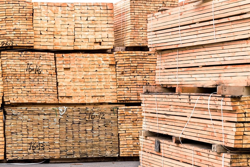 Lumber Reverses From It's All-Time High to Record a 40% Monthly Drop In June