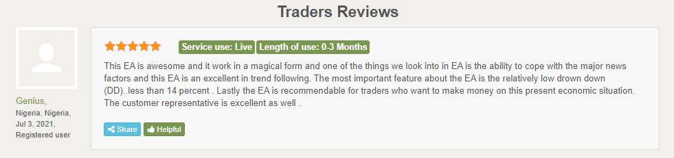 Rombus Capital Customer Reviews