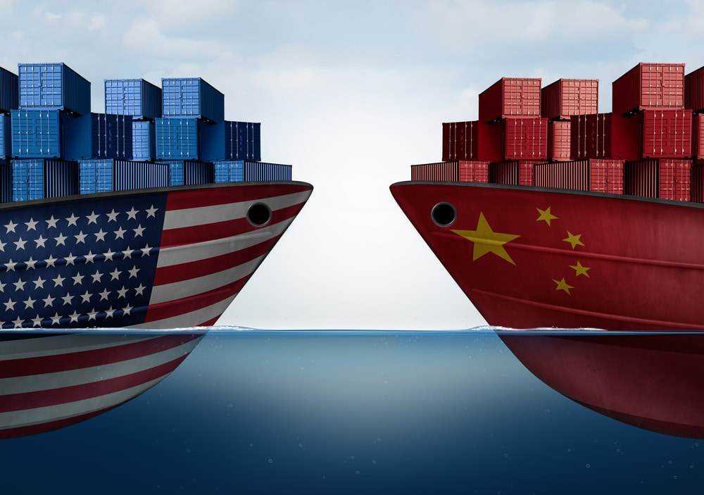 US Trade with China at its Fastest Rate amid Tensions and Covid Impacts