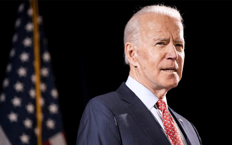 Biden's Economic Agenda Gains Ground as Senate Democrats Support $3.5T Blueprint