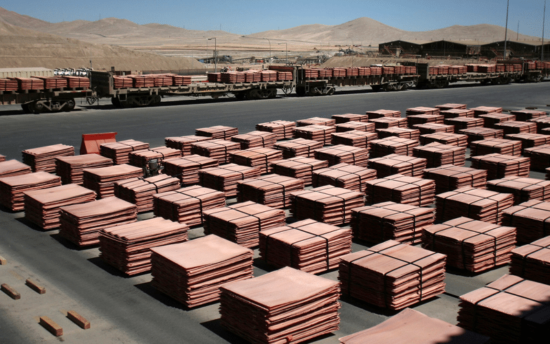 Workers at the World's Biggest Copper Mine Reject Offer in Readiness for Strike