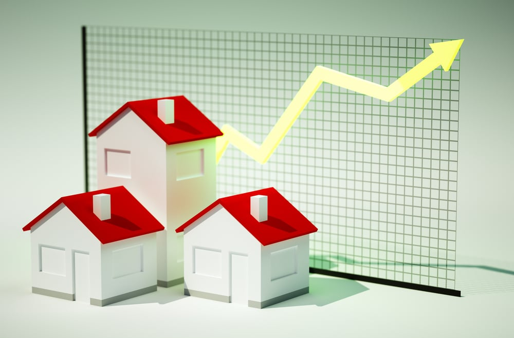 Home Prices Up Double-Digit in the Second Quarter. Hikes Seen in Most Markets