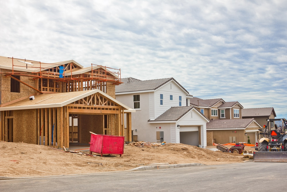 July Housing Starts Slid 7.0% from June but Rose 2.5% YOY