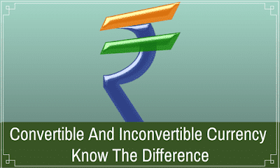 Image depicting convertible vs. inconvertible currency
