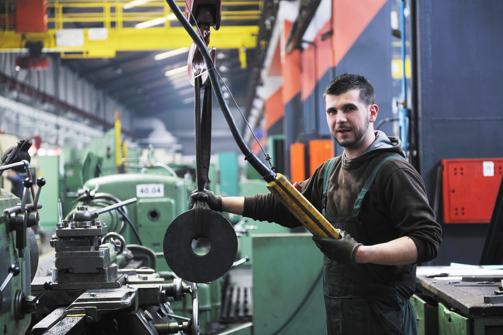 Industrial Production Slightly Up in July to Mark Fifth Straight Month of Growth