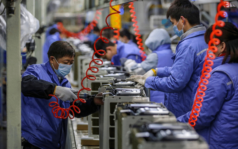 COVID Uncertainties, Flooding Drag China's Industrial Production, Retail Sales Growth in June