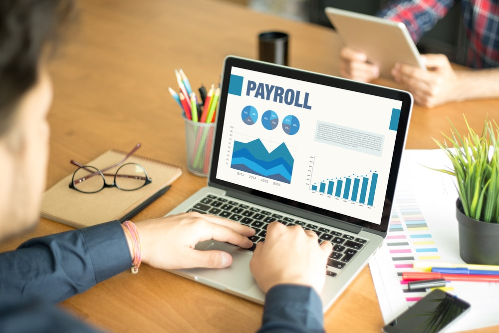 Nonfarm Payroll Growth Posts 11-Month High. Unemployment Rate down to 5.4%.