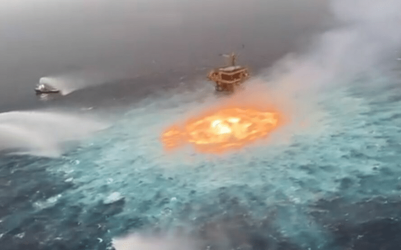 Pemex Platform Fire to Also Seen Hit Mexico's Maya Crude Loadings