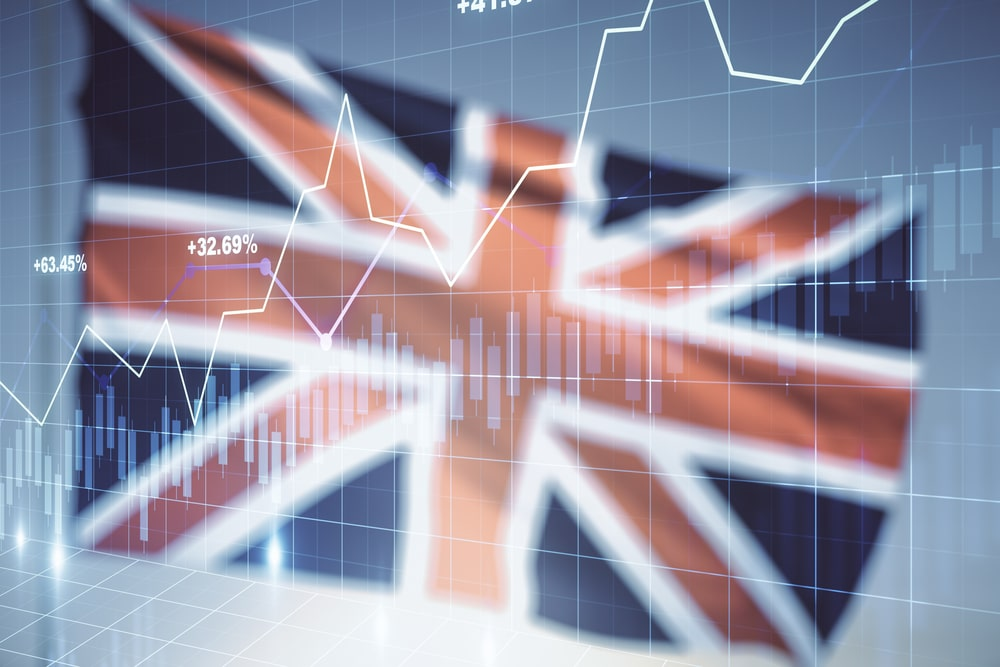 UK Economy Rebounds 4.8% as Indoor Hospitality, Non-Essential Retail Reopen