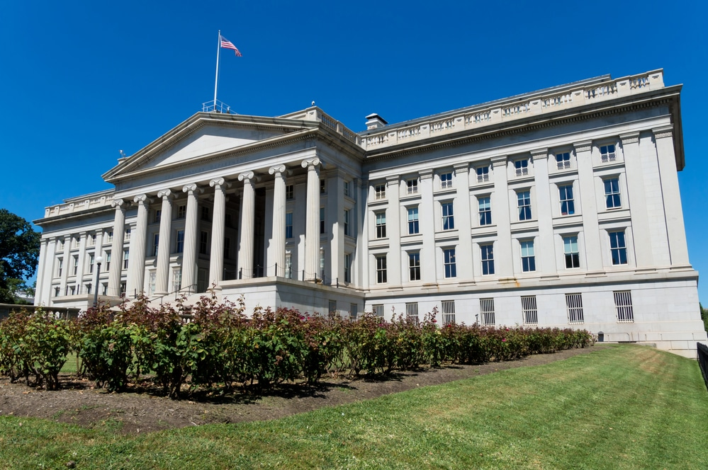 US Treasury Offers $126 Billion of Securities to Clear Maturing Debt