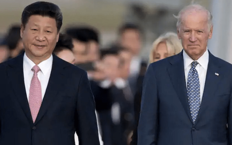 Biden-Xi Jinping's Call Creates Optimism for Trade Relations as Global Stocks and Oil Gains