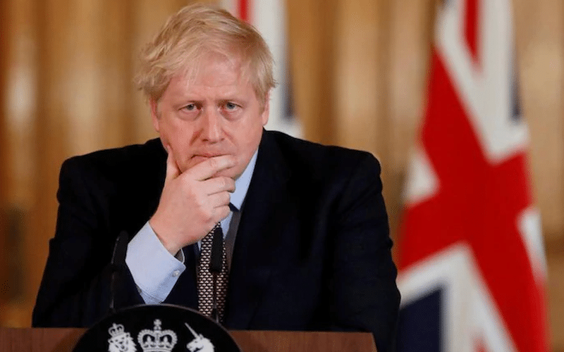 Boris Johnson Readies Up the Army as Heightened Demand Drains Petrol Pumps
