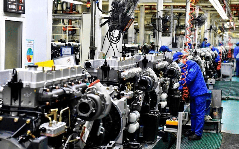 China's Industrial Profits Slowed to 10.1% in Aug. as Industries Gears up for Power Crisis