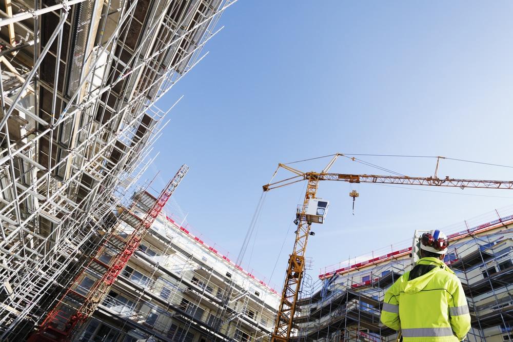 Eurozone Construction Posts Slight Rebound, EU Remains in Negative Territory