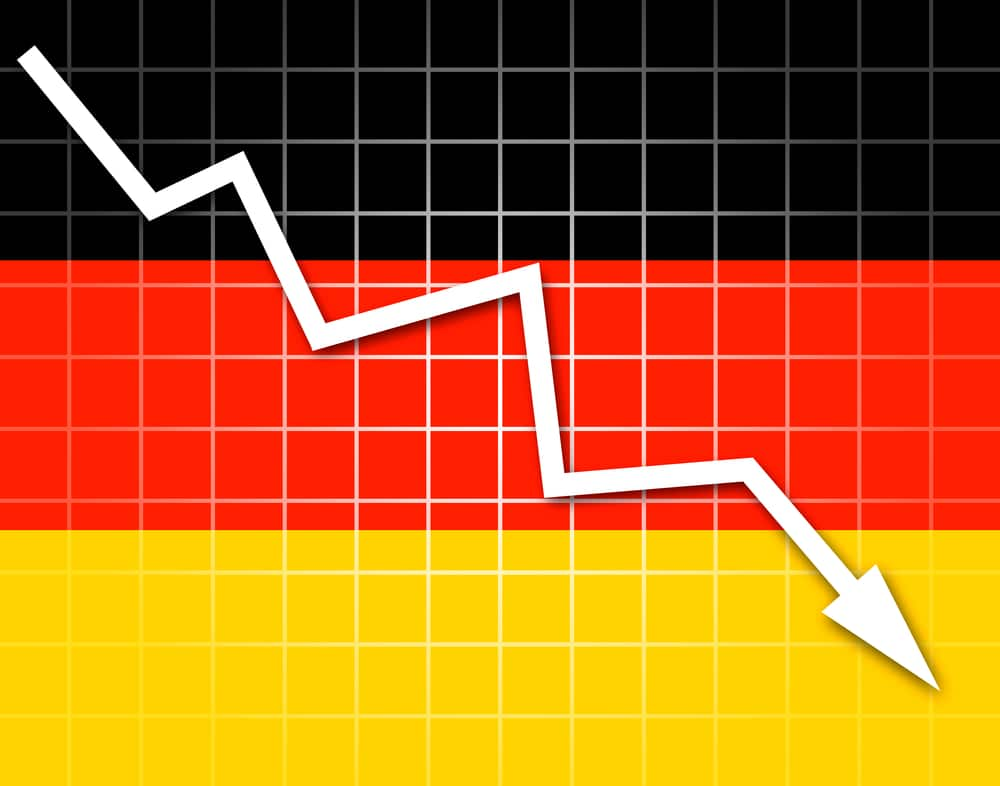 German Economy Slips to Seven-Month Low in September