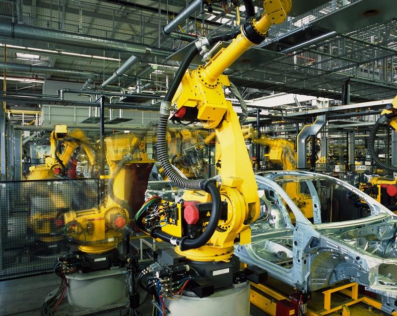 Eurozone, EU Industrial Production Rebound in July