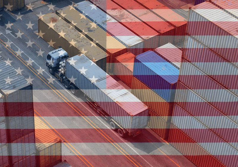 US Trade Deficit Down to $70.1 Billion in July Amid Decline in Imports