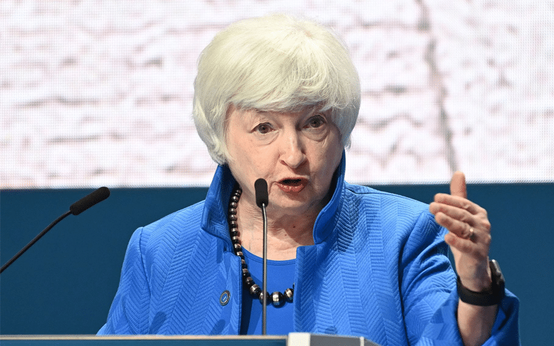 Yellen Says Acting Sooner on Raising Debt Limit Will Avoid Historic Financial Crisis