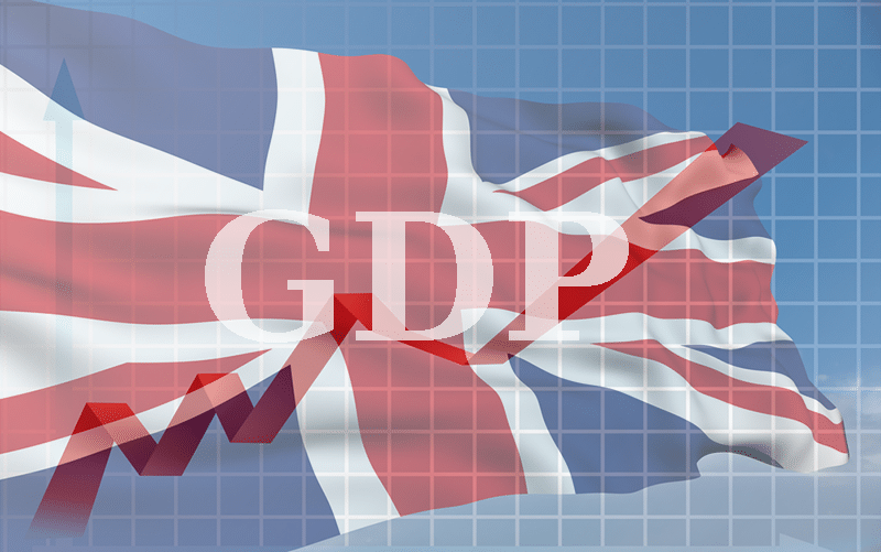 UK Second-Quarter GDP Revised Upward to 5.5%