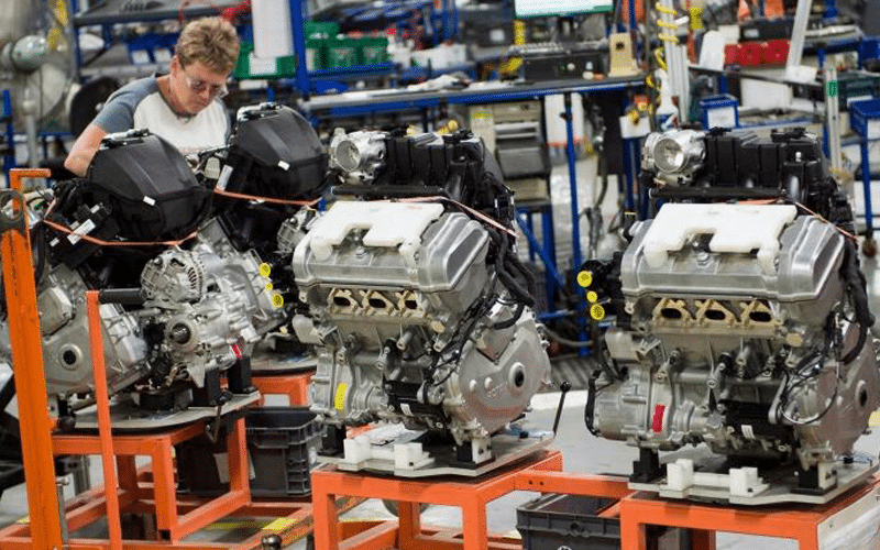 Canadian Manufacturing Growth Cools Slightly in September