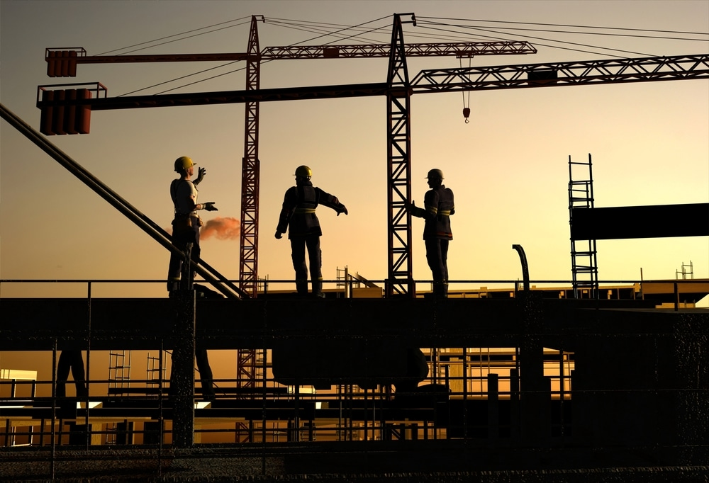 German Construction Continues to Contract in September