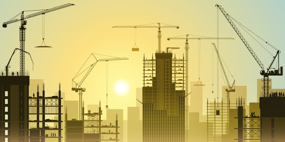 France's Construction Activity Remains in the Contraction Zone after Increase in Sept.