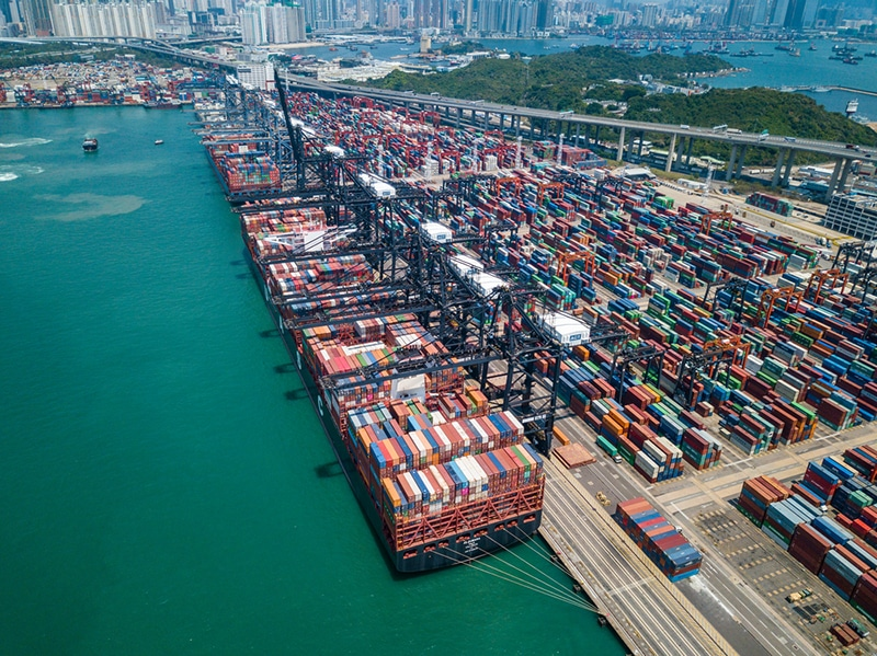 China's September Exports Unexpectedly Faster Despite Power Shortages