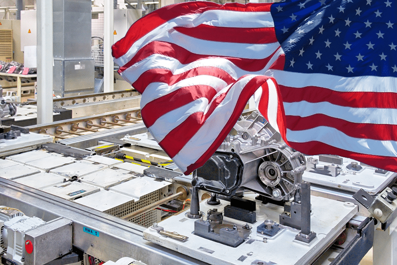 US Manufacturing Expands 61.1% in September